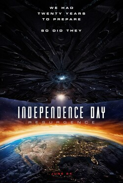 Couverture de Independence Day 2