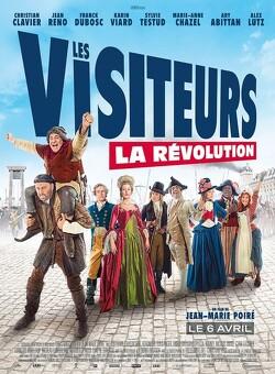 Couverture de Les Visiteurs : La Révolution