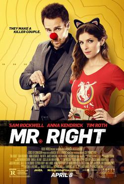 Couverture de Mr. Right
