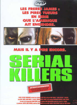 Couverture de Serial Killers