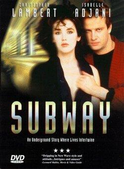 Couverture de Subway