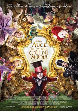 Couverture de Alice au Pays des Merveilles 2 : Alice de l'autre côté du miroir