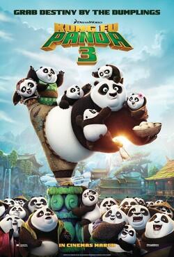 Couverture de Kung Fu Panda 3
