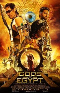 Couverture de Les Dieux d'Égypte