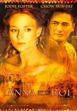 Couverture de Anna et le roi