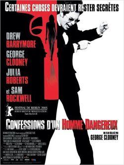Couverture de Confessions d'un homme dangereux