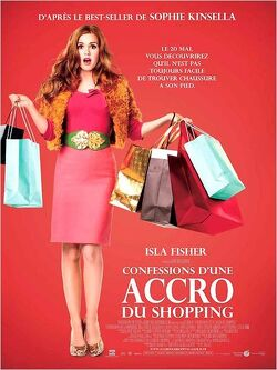 Couverture de Confessions d'une accro du shopping
