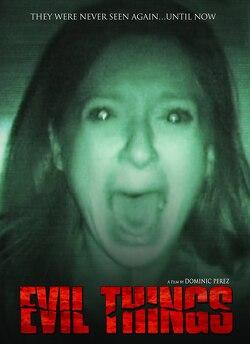 Couverture de Evil Things