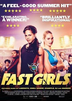 Couverture de Fast Girls