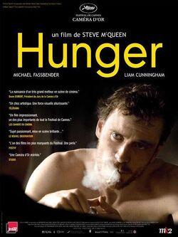 Couverture de Hunger
