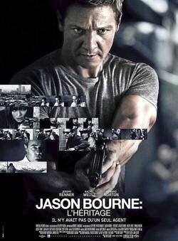 Couverture de Jason Bourne : l'héritage