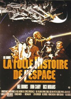 Couverture de La Folle Histoire de l'espace