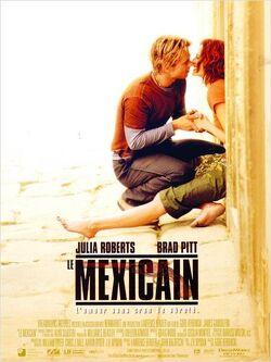 Couverture de Le mexicain