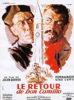 Couverture de Le Retour de don Camillo