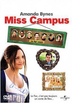 Couverture de Miss Campus