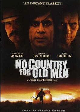 Couverture du livre : No Country for Old Men