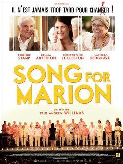 Couverture de Song for Marion