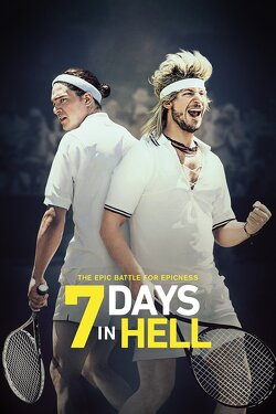 Couverture de 7 Days in Hell
