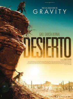 Couverture de Desierto