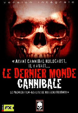 Couverture de Le Dernier Monde Cannibale