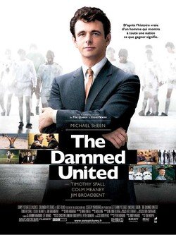 Couverture de The Damned United