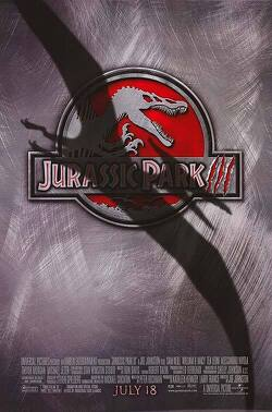 Couverture de Jurassic Park 3