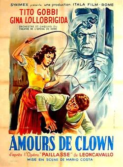 Couverture de Amours De Clown