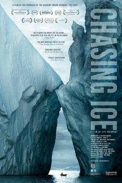 Couverture de Chasing Ice