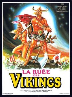 Couverture de La Ruée des Vikings