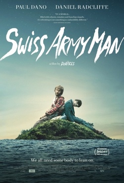 Couverture de Swiss Army Man