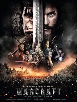 Couverture de Warcraft : Le Commencement