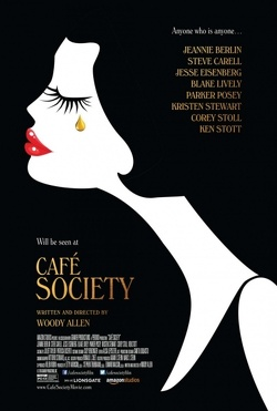 Couverture de Café Society