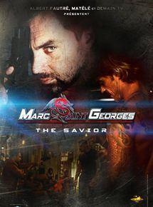 Couverture de Marc Saint-Georges- the savior