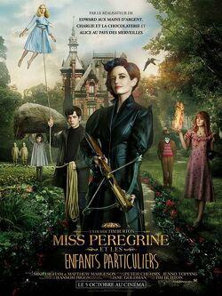 Couverture de Miss Peregrine et les enfants particuliers