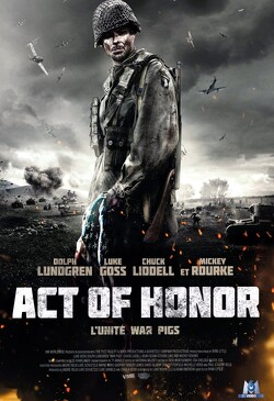 Couverture de Act Of Honor