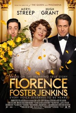 Couverture de Florence Foster Jenkins
