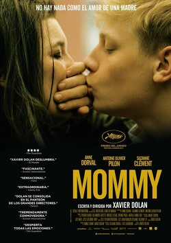 Couverture de Mommy