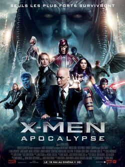 Couverture de X-Men: Apocalypse