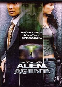 Couverture de Alien Agent