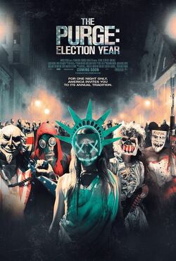 Couverture de American Nightmare 3 : Elections