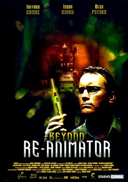 Couverture du livre : Beyond Re-Animator