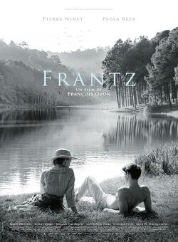 Couverture de Frantz