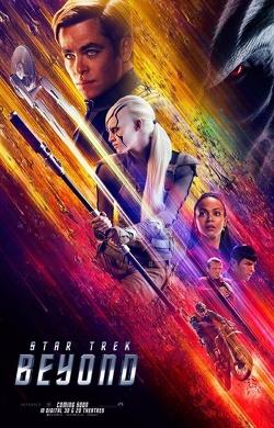Couverture de Star Trek Beyond