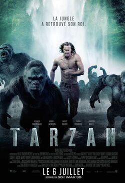 Couverture de Tarzan