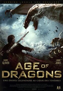 Couverture de Age of the dragons