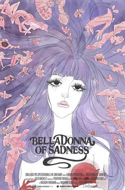 Couverture de La Belladone de la tristesse