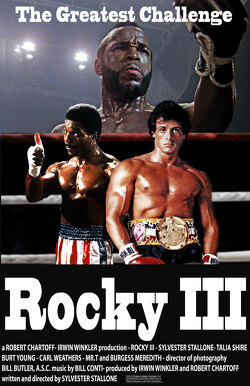 Couverture de Rocky III, L'œil du tigre