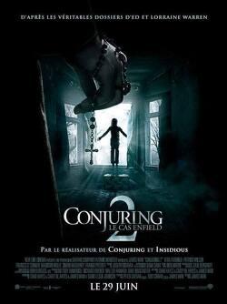 Couverture de Conjuring 2 : Le cas Enfield