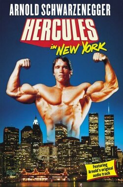 Couverture de Hercule A New York