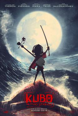 Couverture de Kubo et l'armure magique